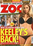 Keeley Hazell in ZOO, 7-13 September 2007