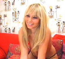 Sex Webcams - sexy blondie