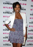 Габриэль Юнион, фото 21. Gabrielle Union The Nylon and Express' Denim Issue Party at The London Hotel in West Hollywood - August 10, 2010, photo 21