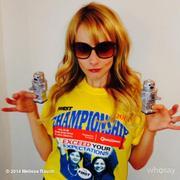 Melissa Rauch Instagram pictures