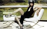 "Milla Jovovich Photos: Paolo Roversi (Adv. for 'Studio' Book) Foto 281 (Милла Йовович Фото: Паоло Roversi (Adv. для ""Студия"" книга "") Фото 281)"