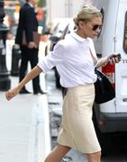 Ashley Olsen out in New York 9/14/11