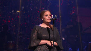 Adele - Rolling In The Deep  @ Dancing With The Stars |5-10-2011| 40 Mbps MPEG2 HDTV 720p