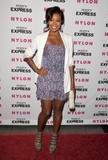 Габриэль Юнион, фото 25. Gabrielle Union The Nylon and Express' Denim Issue Party at The London Hotel in West Hollywood - August 10, 2010, photo 25