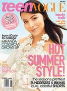 Miranda Cosgrove - Teen Vogue magazine June/July 2012