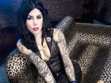 Kat Von D : Sexy Wallpapers x 8
