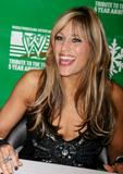 Lilian Garcia @ WWE's Tribute to the Troops