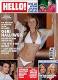 Hello - August 2008 (8-2008c) United Kingdom - Booo she's getting fat again! Bring back anorexic Geri Halliwell!! Foto 180 (Hello - Август 2008 (8-2008c) Соединенное Королевство - Booo она потолстеть снова!  Фото 180)