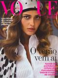 Ana Beatriz Barros - Vogue Brazil, October 2007