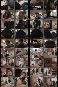 IFK-01 Wants To Be Stumped To Death By A Younger Sister JAV Femdom